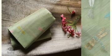 Manjula - Handloom Chanderi Boota Saree - 11