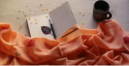 Vishwa ❤ Angora Wool ❤ Printed Stole ~ 17