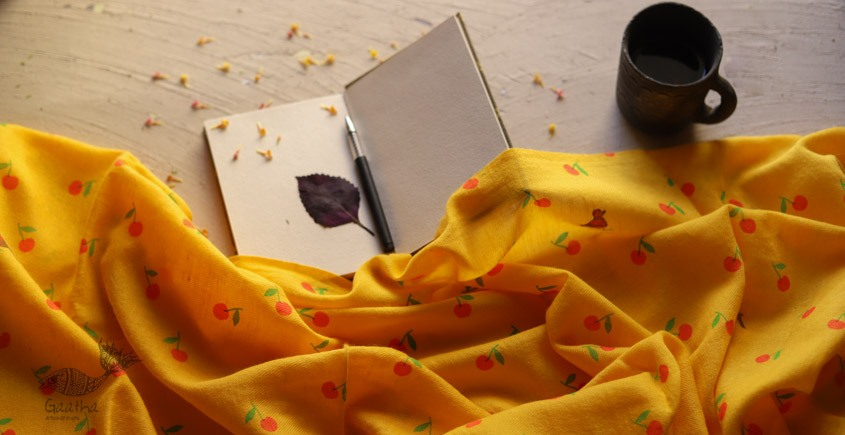 Vishwa ❤ Angora Wool ❤ Printed Stole ~ 18