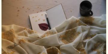 Vishwa ❤ Angora Wool ❤ Printed Stole ~ 2