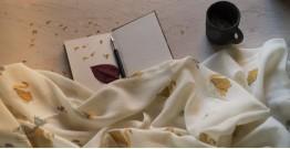 Vishwa ❤ Angora Wool ❤ Printed Stole ~ 3