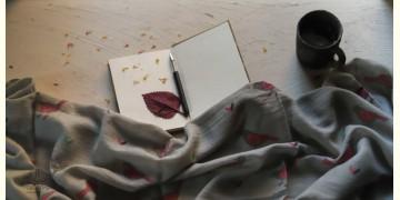 Vishwa ❤ Angora Wool ❤ Printed Stole ~ 5