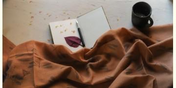 Vishwa  ❤ Angora Wool ❤ Printed Stole ~ 8