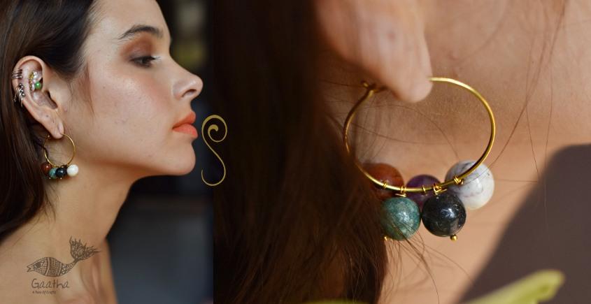 Amber ✺ Stone Jewelry ✺ Earring 16
