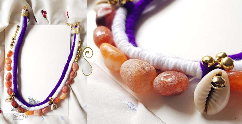 Amber ✺ Stone Jewelry ✺ Necklace 04