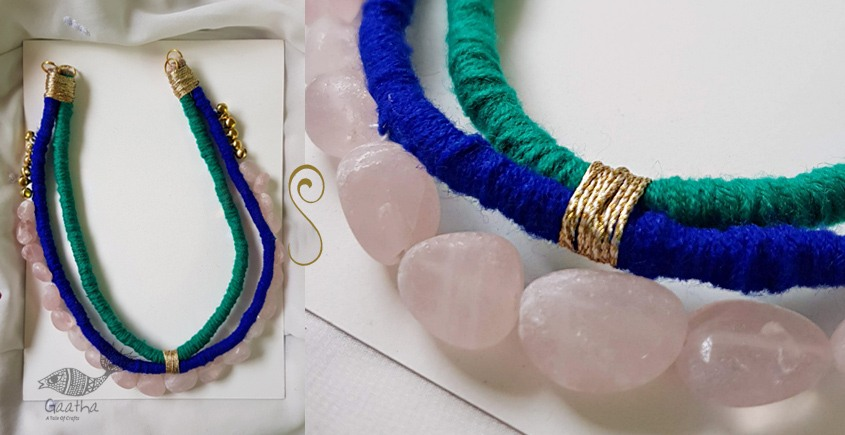 Amber ✺ Stone Jewelry ✺ Necklace 03