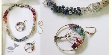 Amber ✺ Stone Jewelry ✺ Necklace 01