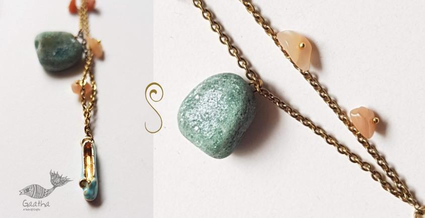 Amber ✺ Stone Jewelry ✺ Necklace 10