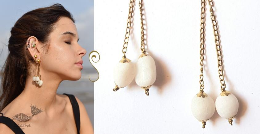 Amber ✺ Stone Jewelry ✺ Earring 15