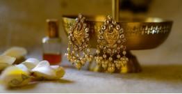 श्रीरूपा  | Silver Earring | Dilkash ~ 25
