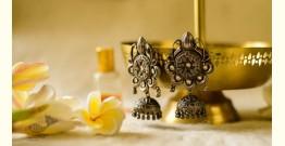 श्रीरूपा  | Silver Earring | Dilkash ~ 48