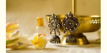 श्रीरूपा    Silver Earring   Dilkash ~ 48