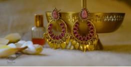 श्रीरूपा  | Silver Earring | Gulaabo ~ 34