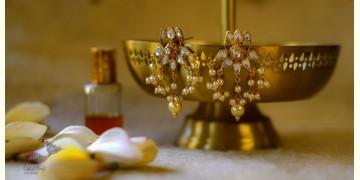 श्रीरूपा    Silver Earring   Kamal ~ 20