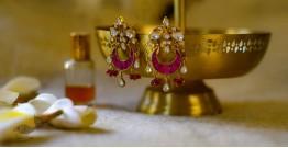 श्रीरूपा  | Silver Earring | Laal Chand ~ 29