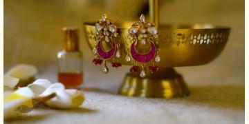 श्रीरूपा    Silver Earring   Laal Chand ~ 29