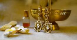 श्रीरूपा  | Silver Earring | Queen's Earrings ~ 30