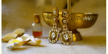श्रीरूपा    Silver Earring   Queen's Earrings ~ 30