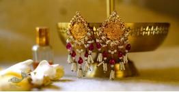 श्रीरूपा  | Silver Earring | Rajawadi  ~ 3