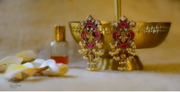 श्रीरूपा  | Silver Earring | Rasiya ~ 35