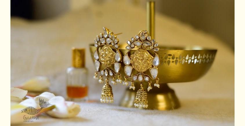 श्रीरूपा    Silver Earring   Taambi ~ 38