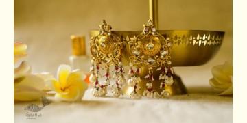 श्रीरूपा    Silver Earring   Umrao ~ 41
