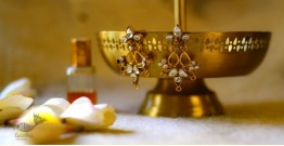 श्रीरूपा  | Silver Earring | Versatile Studs ~ 14
