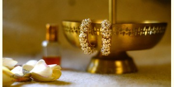 श्रीरूपा  | Silver Earring | Moti Kadi ~ 4