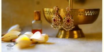 श्रीरूपा  | Silver Earring | Padmaavat ~ 15