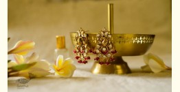श्रीरूपा  | Silver Earring | Sharmila ~ 44