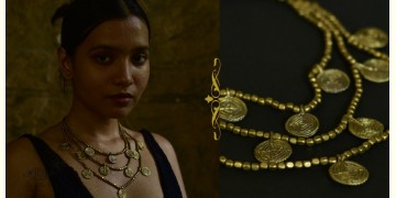 Arundhati . अरुंधती ✺ Brass Dhokra Necklace ✺ 1
