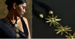 Arundhati . अरुंधती ✺ Brass Dhokra Necklace ✺ 13