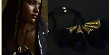 Arundhati . अरुंधती ✺ Brass Dhokra Necklace ✺ 3