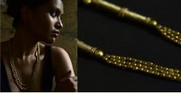 Arundhati . अरुंधती ✺ Brass Dhokra Necklace ✺ 8