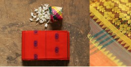 मलय ✽ Handloom Cotton Zari Saree With Buti ✽ 22