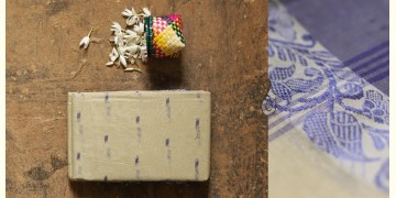 मलय ✽ Handloom Cotton Zari Saree With Buti ✽ 7