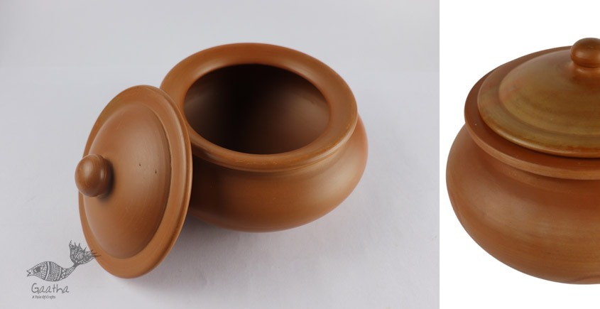 Terracotta Handmade Kitchenware- Dahi Handi Design