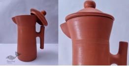 Mittihub ☢ Terracotta ☢ Designer Jug