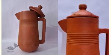 Mittihub ☢ Terracotta ☢ Jug