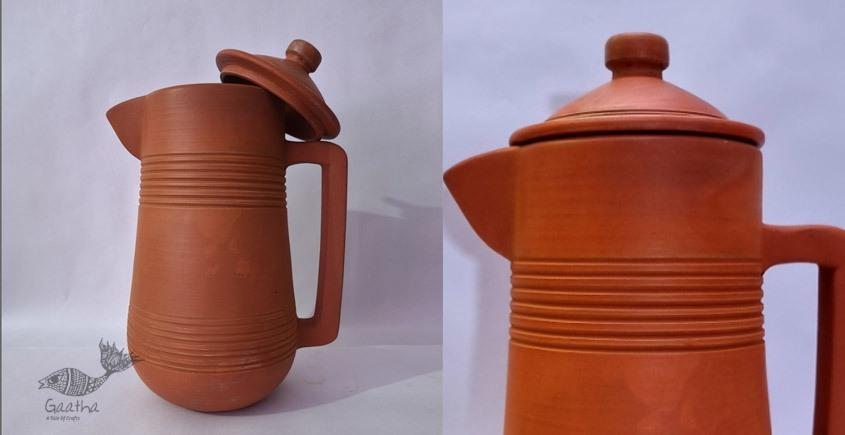 Terracotta Handmade Kitchenware- Jug