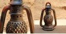 Terracotta Handmade Kitchenware- Lantern