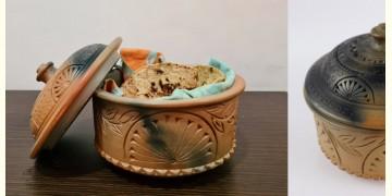 Mittihub ☢ Terracotta ☢ Roti Box