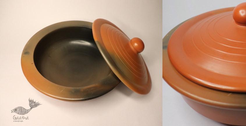 Terracotta Handmade Kitchenware-Serving Bowl