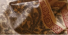 Bagh Printed Cotton Fabric (2.5 Mtr.) ❁ 13