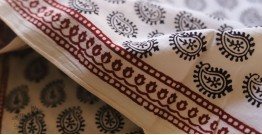 Bagh Printed Cotton Fabric (2.5 Mtr.) ❁ 17