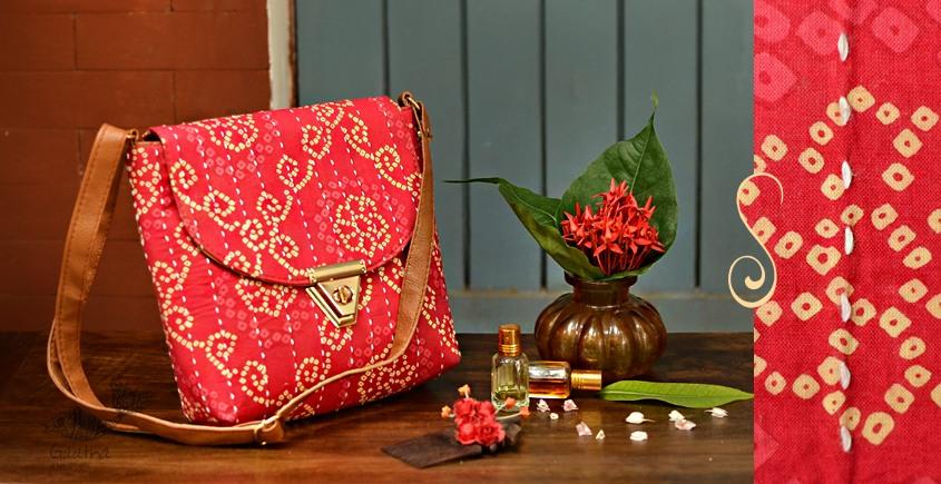 Blooming Dales ~ Block print ~ Purses & Handbags ~ { 2 }