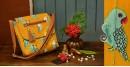 Blooming Dales ~ Block print ~ Purses & Handbags ~ { 3 }