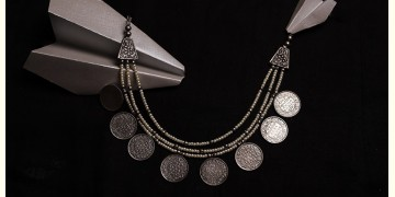 रेवती ✽ Paisa Choker with a Pearl Neckline ✽ Necklace ✽ 9