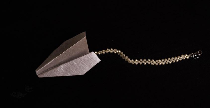 रेवती ✽ Pearl Jaali Bracelet ✽ Bracelet ✽ 19