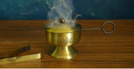 Nakshikathaa ✠ Brass Fumer Gold ✠ 11